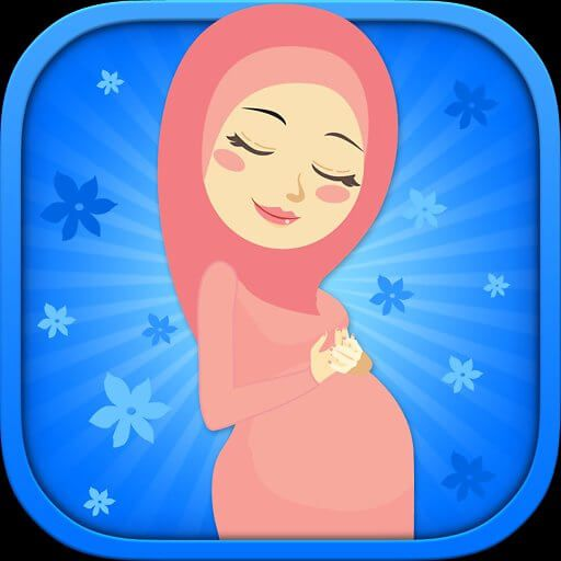 105+ Gambar Kartun Muslimah Ibu Hamil Terbaru