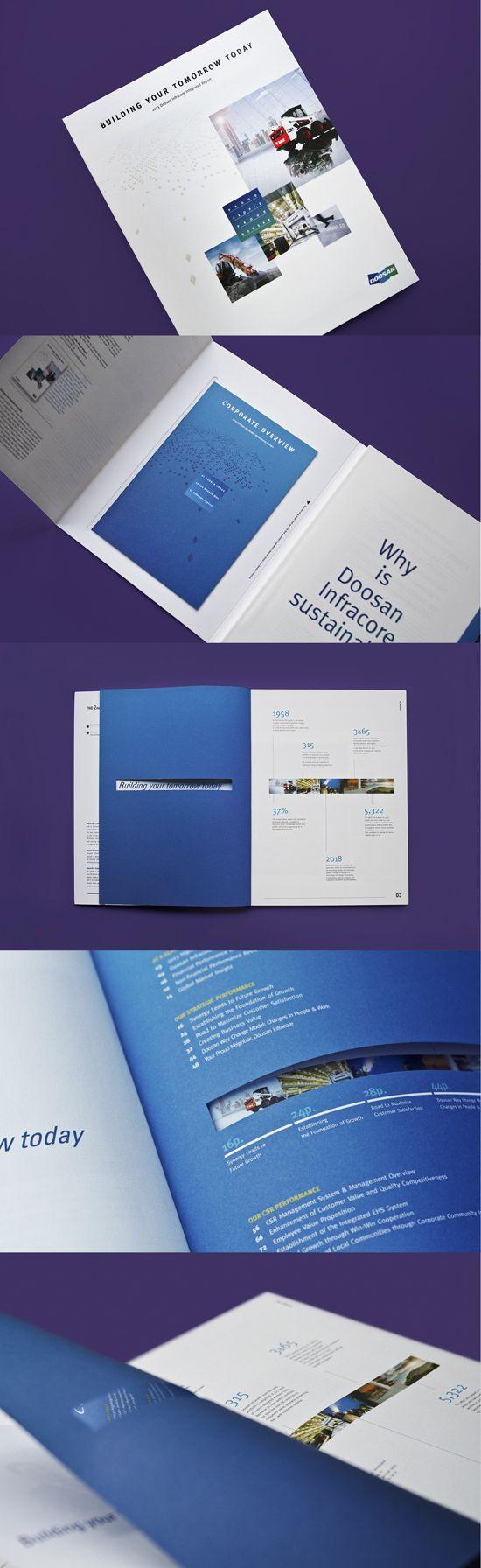 Doosan Infracore Integrated Report 2013