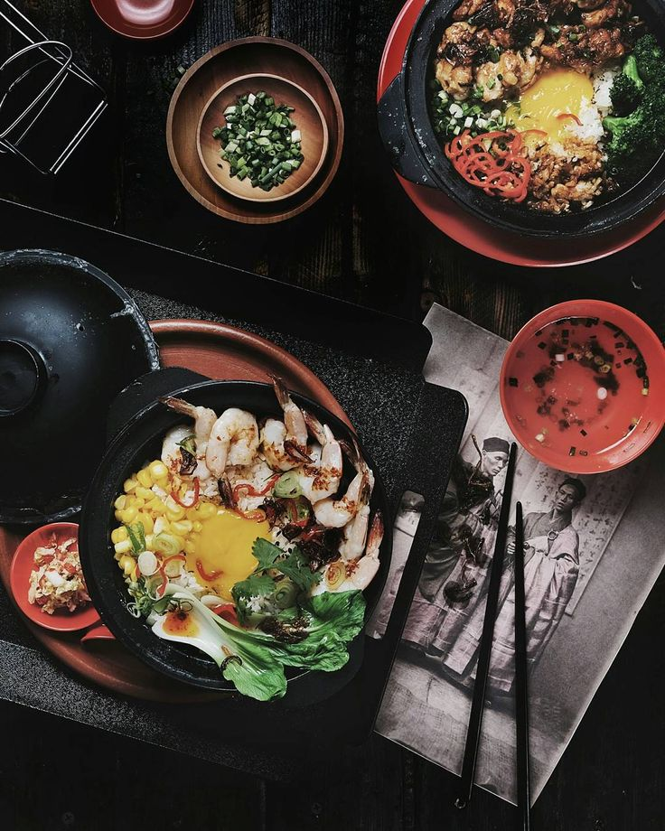 Our first Food Photo project this year for Bumayè. Challenging but satisfied with the result  Have you tried their signature hotpot rice?  // Bumayè Spazio Ground Floor.  #inijiegram #food #TableToTable #kuliner #culinary
