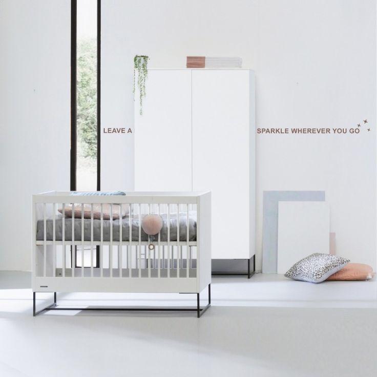 Babykamer Modular Mat Wit | Verkrijgbaar in diverse opties | Babypark