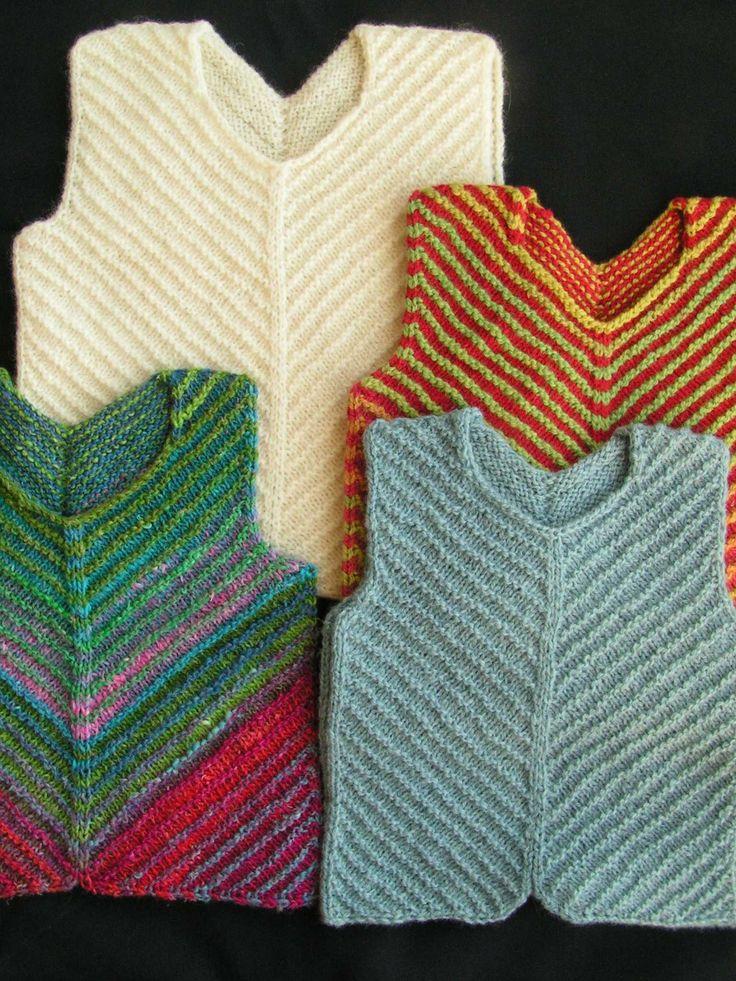 Ruth Sorensen is one of my knitting heroines. I adore the Scandinavian's sensibilities!