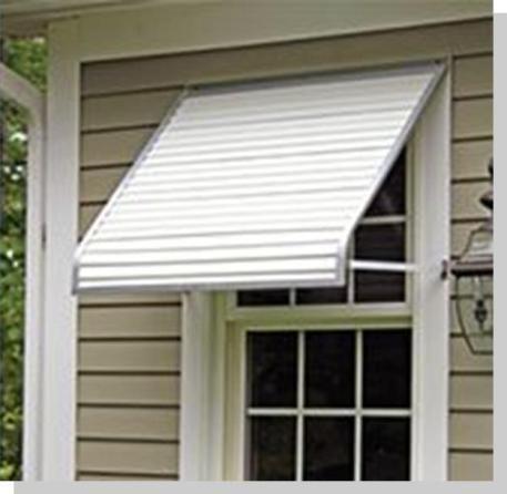 Series 3100 Aluminum Window Awning