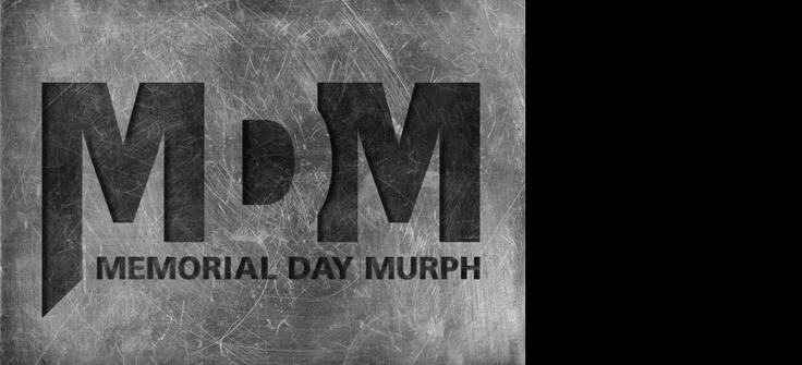 memorial day murph t shirt