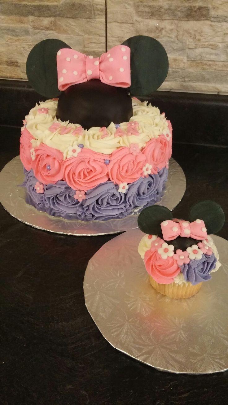 Gâteau mini mouse