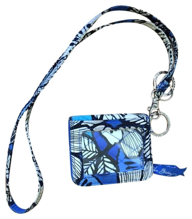 Vera Bradley Wallet With Lanyard Blue Wristlet. Get the trendiest Clutch of the season! The Vera Bradley Wallet With Lanyard Blue Wristlet is a top 10 member favorite on Tradesy. Save on yours before they are sold out!