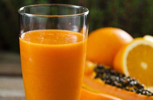 Anti Ageing Foods - Papaya Smoothie