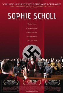 Sophie Scholl - member of the German World War II anti-Nazi resistance movement, The White Rose.