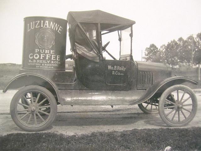 Luzianne coffee, 1900's
