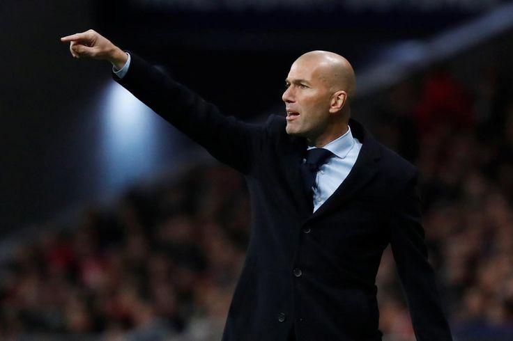 El duro calendario de adviento de Zidane