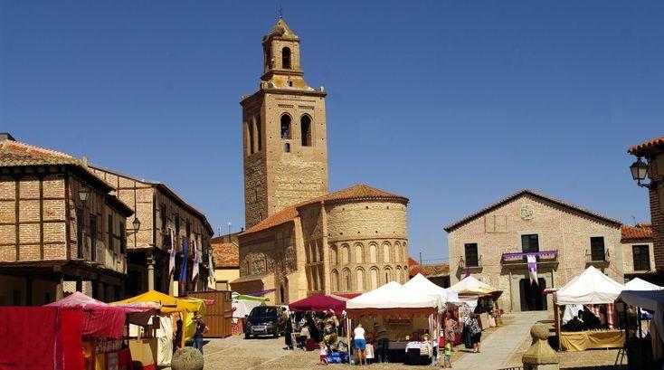 Fotos de: Ávila - Arévalo - Villa medieval - Pueblo con encanto