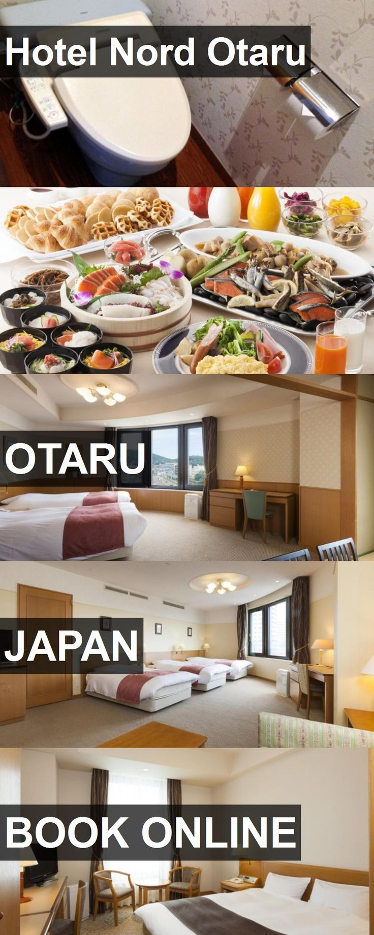 Hotel Nord Otaru in Otaru, Japan. For more information, photos, reviews and best prices please follow the link. #Japan #Otaru #travel #vacation #hotel