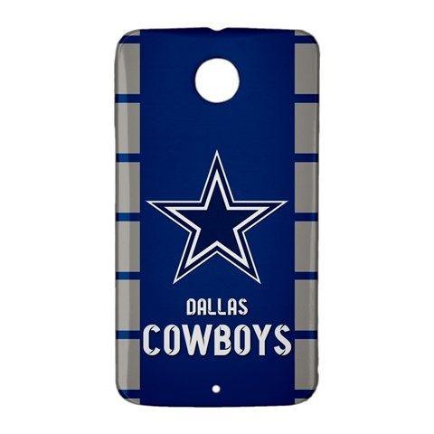 Dallas Cowboys Google Nexus 6 Case Cover Wrap Around