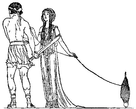 Myth and Creativity: Ariadne's Thread and a Path Through the Labyrinth