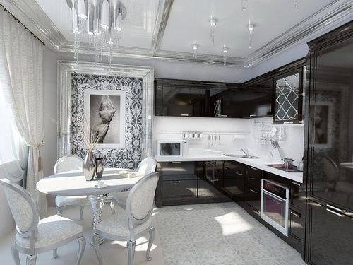 кухня в стиле арт-деко - Поиск в Google
