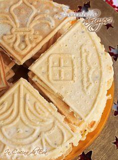 Ferratelle abruzzesi   ricetta abruzzese per l'Italia nel piatto