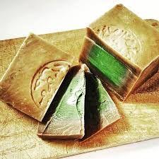 「アレッポ 石鹸 緑」の画像検索結果