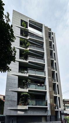 Modern Apartment Building Facade best 20+ building facade ideas on pinterest | facades, facade and