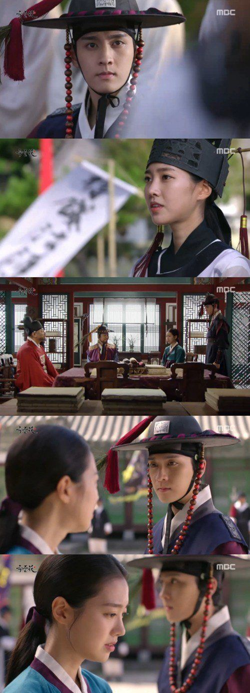 "[Spoiler] ""The Flower in Prison"" Jin Se-yeon escapes Haejoo thanks to Choi Tae-joon"