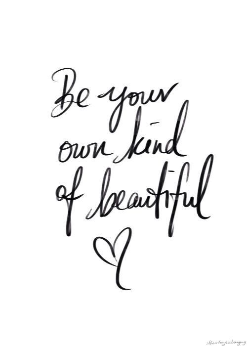Quotes On Beauty Gorgeous Best 25 Beauty Quotes Ideas On Pinterest  Confidence Your So