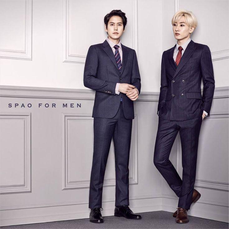 Kyuhyun and Eunhyuk~ my favorite two!
