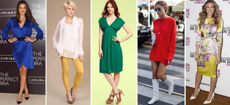 Модные цвета 2015 летом и весной