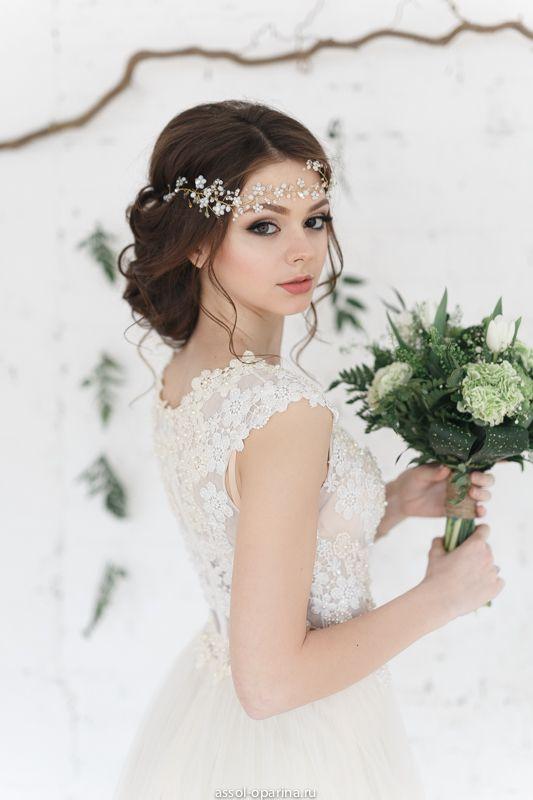 Букет невесты. Оформление зала