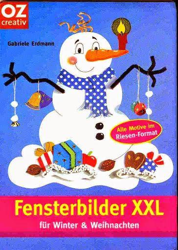 OZ - Fensterbilder XXL - Winter und Weihnachten - Angela Lakatos - Picasa-Webalben