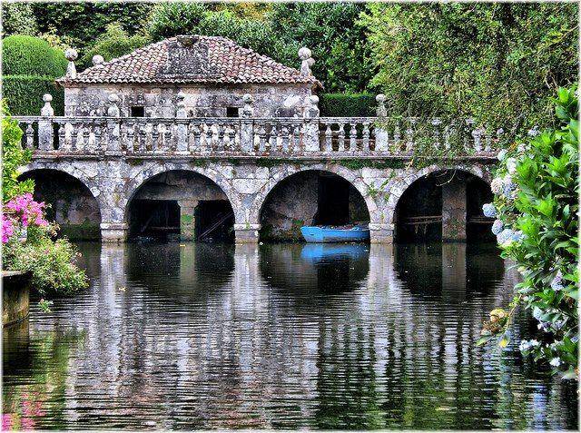 Pazo de Oca, A Estrada Pontevedra. Vía FB Turismo Rías Baixas