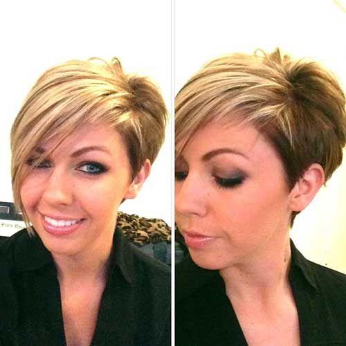 short and sassy hair
