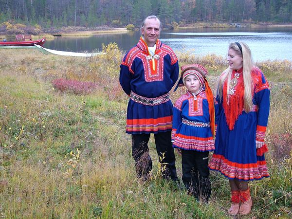 Traditional Clothing From Finland