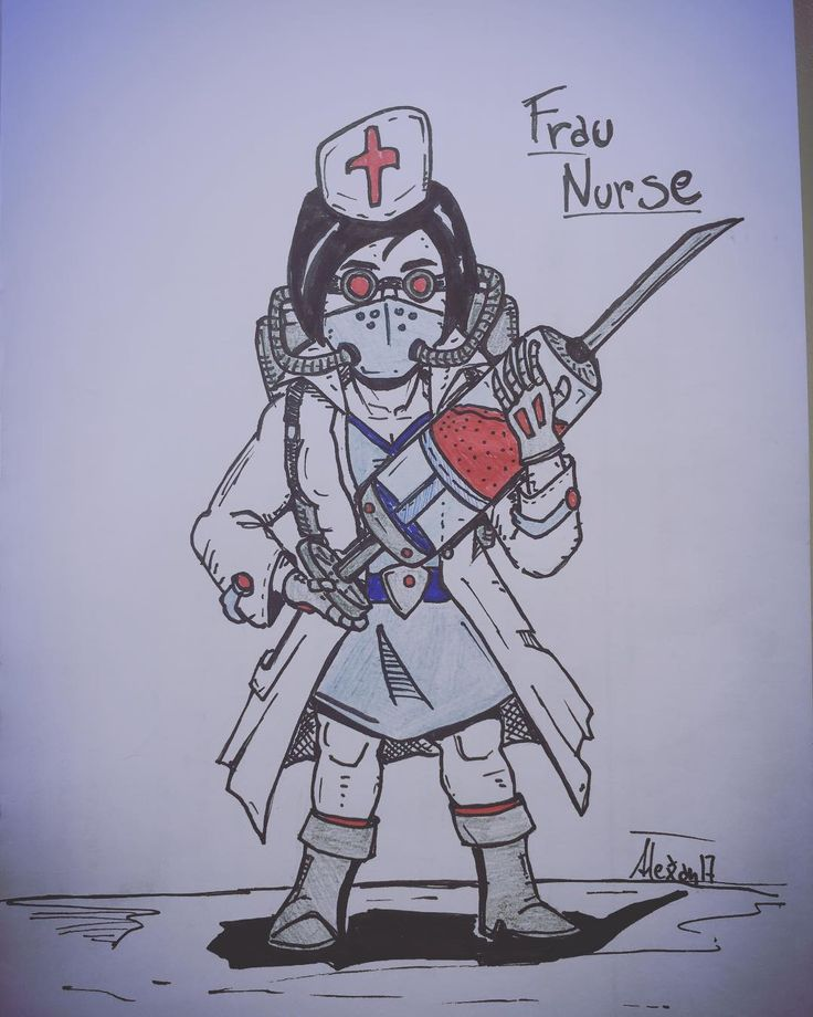 New series: Azures Keeper A biggest supeheroes team ever!  Frau Nurse. Nobody can think that Frau Nurse is hidden behind a quite nanny. She is the team healer but she also knows all poison to use as weapon  #hero #superhero #superheros #team #superteam #defender #keeper #azure #superpower #savetheworld #frau #nurse #nanny #heal #healer #poison #codeblue #syringe #hospital #fightingcrime #sketch #sketchatwork #office #colleagues #adventure #dungeondrawingdudes #pictures #instaart #azureworld…
