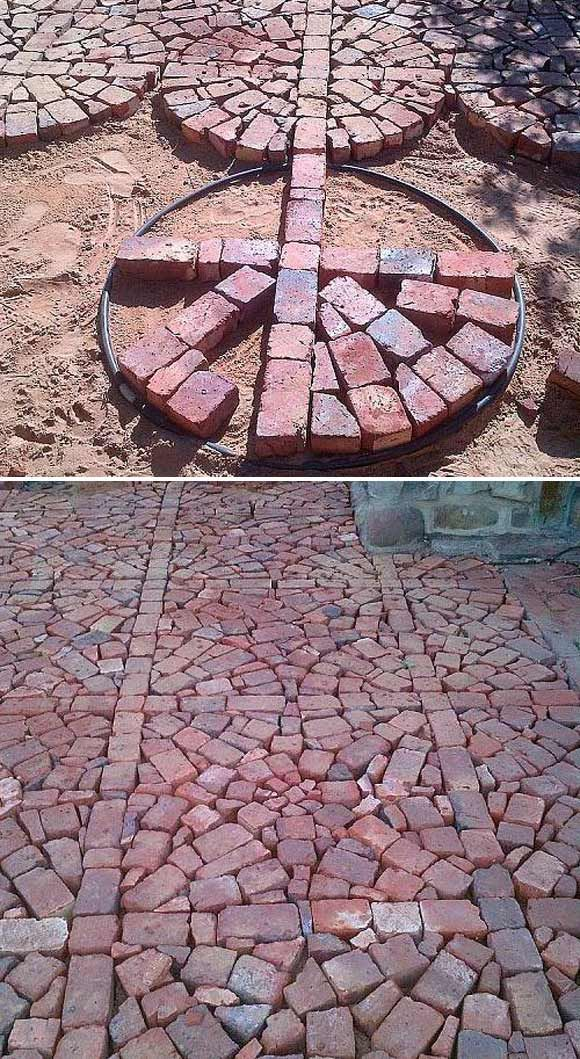 Brick Landscaping Ideas to Increase the Beauty of Homes Outdoor – Vic Sheppe