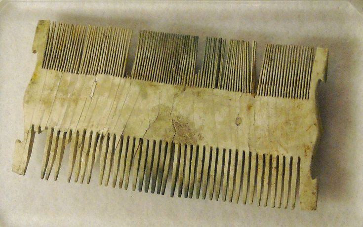 https://flic.kr/p/nadCzx | Ivory comb from Pompeii (79 AD) - Antiquarium of Boscoreale / Naples | www.flickr.com/groups/napolinobilissima/discuss/721576390... #ancientarchitecture