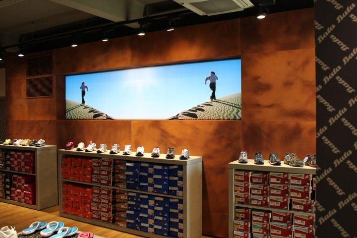 visual merchandising in bata Bata retail outlet in lahore, pakistan #batashoes #bataworld #batastores   retail design | shop design | fashion store interior fashion shops | mexx store, .