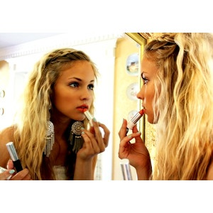 Best Braiding Bangs Ideas On Pinterest Braid Bangs How To - Scrunch hair hair styling tips