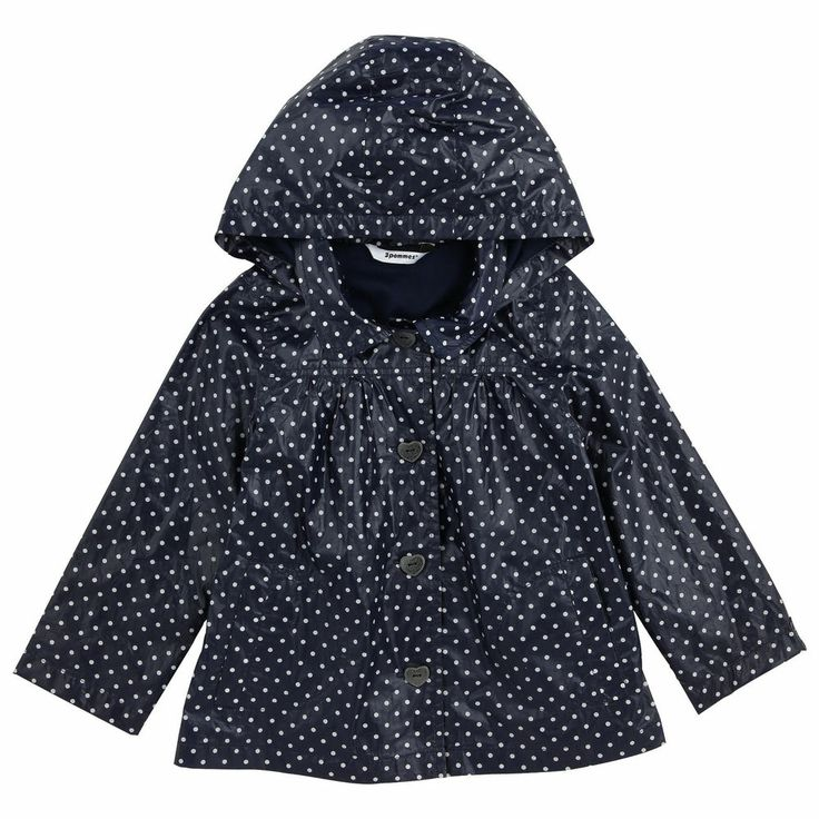 3Pommes Girls Summer Parka