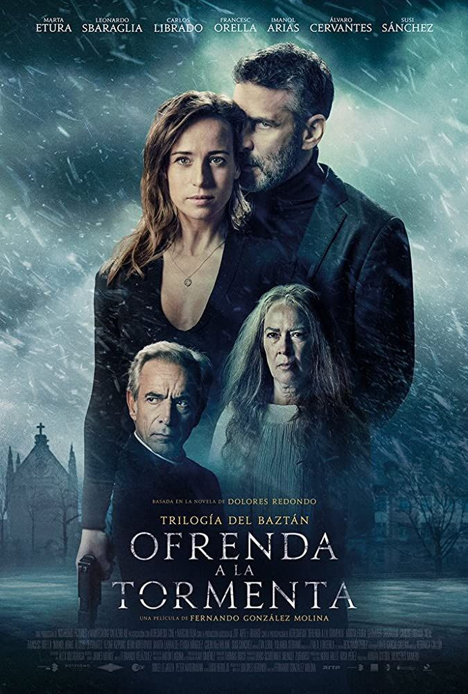 Offering to the Storm (2020) English HDRip 480P 720P
