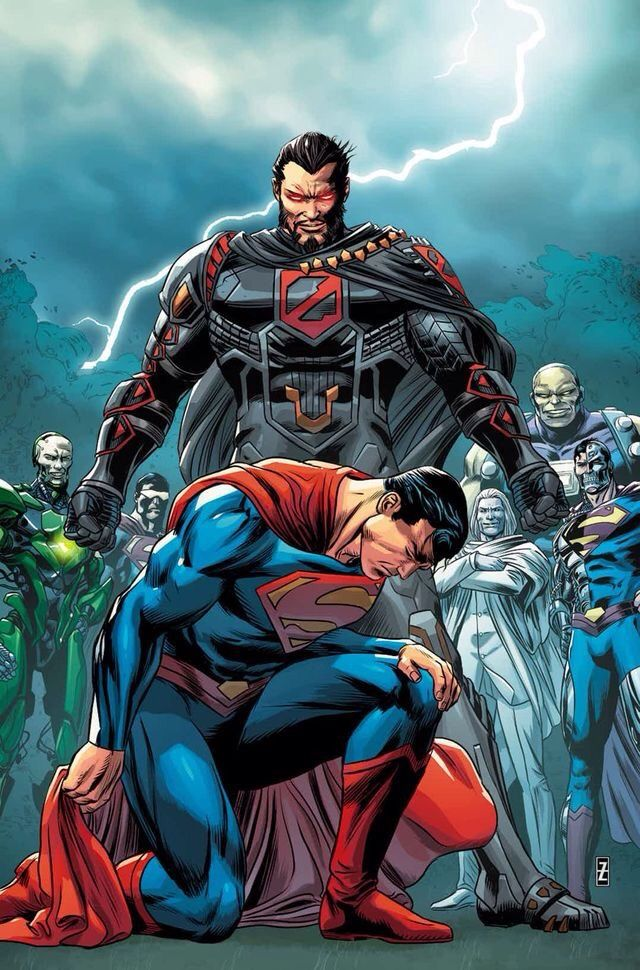 General Zod & Exército de Vilões vs. Superman.