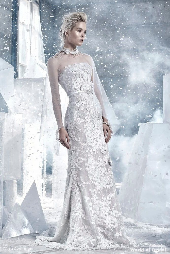 62b489ab1456 Mira Zwillinger 2019 Wedding Dresses | Sheath Wedding Dresses | Wedding  dresses, Bridal gowns, Wedding