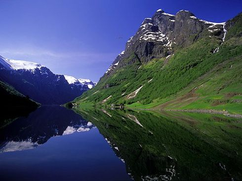 Nærøyfjorden - Sogn og Fjordane