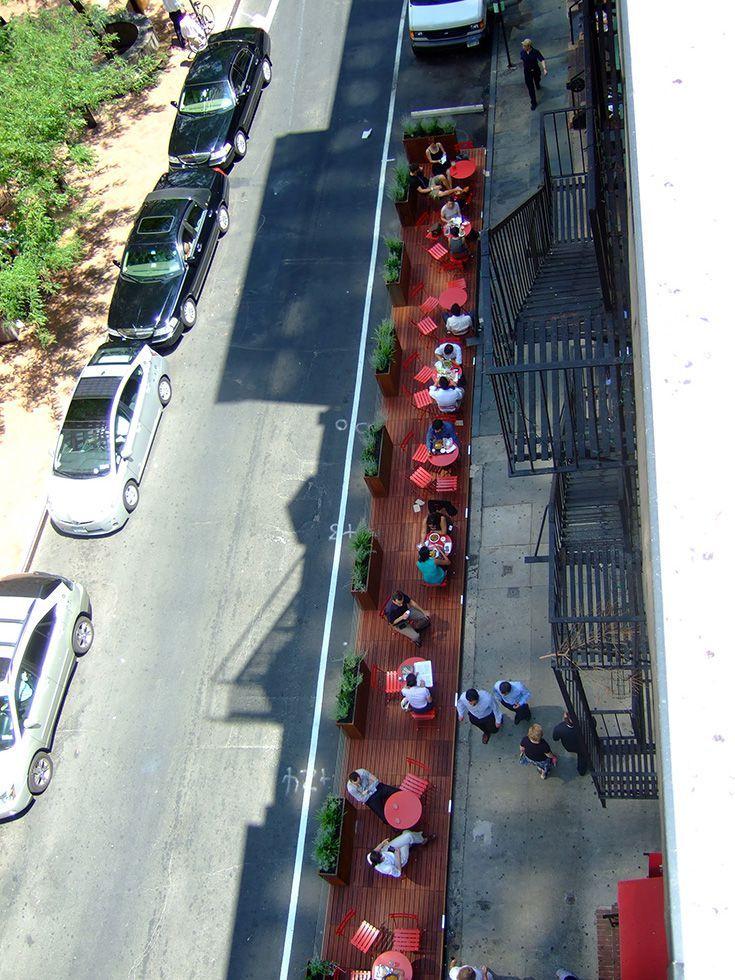 Parklets   NACTO
