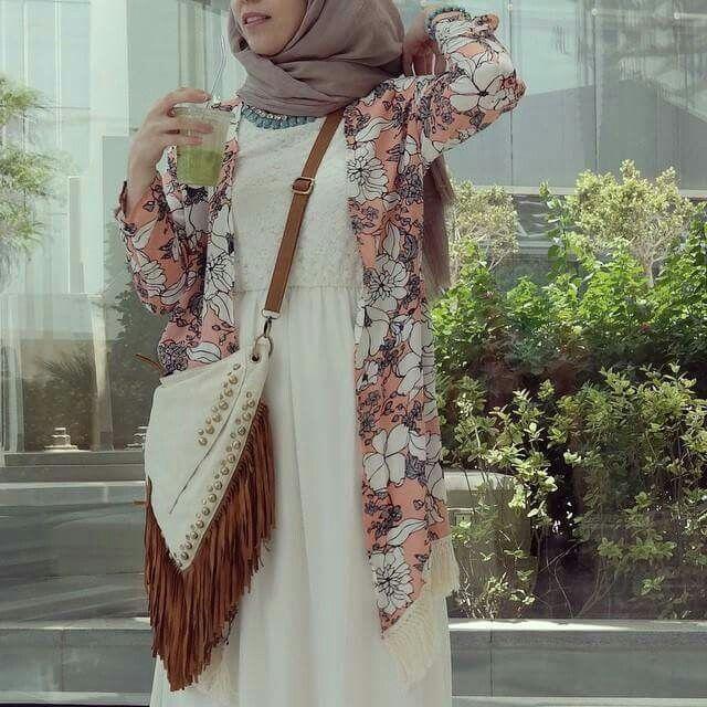 Hijab Fashion 2016/2017: Hijab fashion
