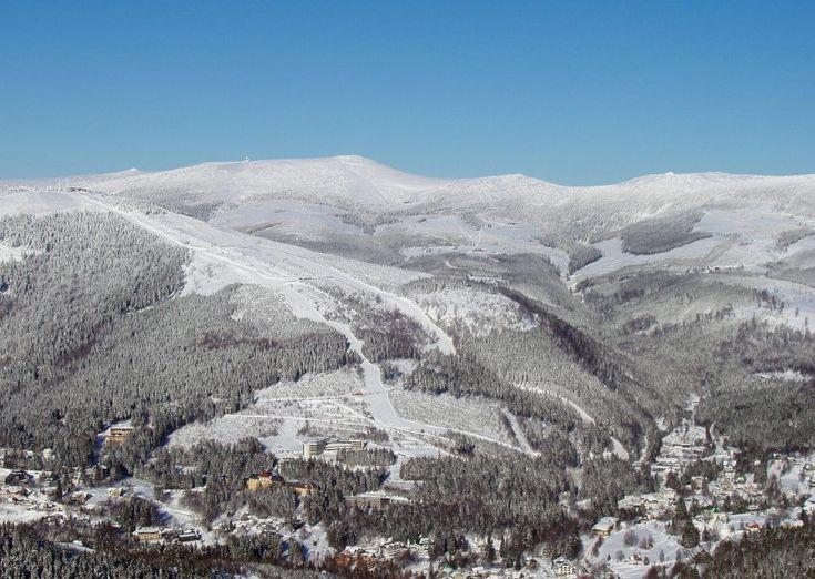 Špindlerův Mlýn - Krkonoše Mountains