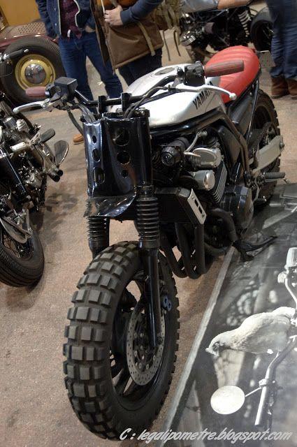Yamaha 600 fazer revu par BF Motorcycles