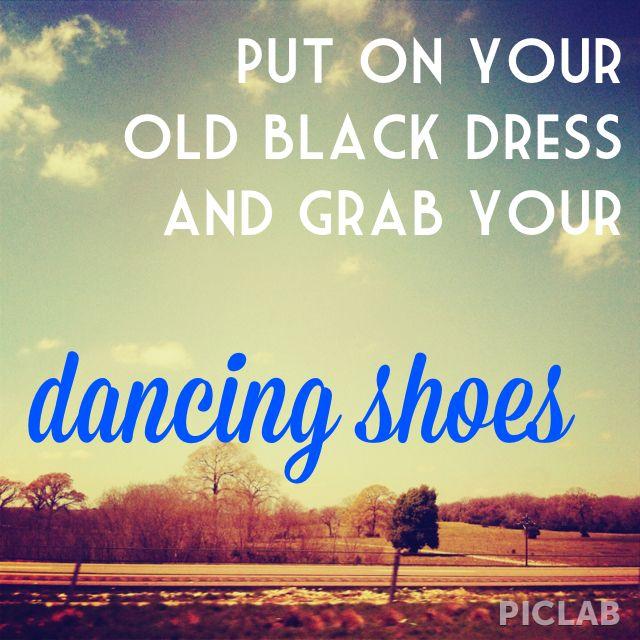 Green River Ordinance, Dancing Shoes.