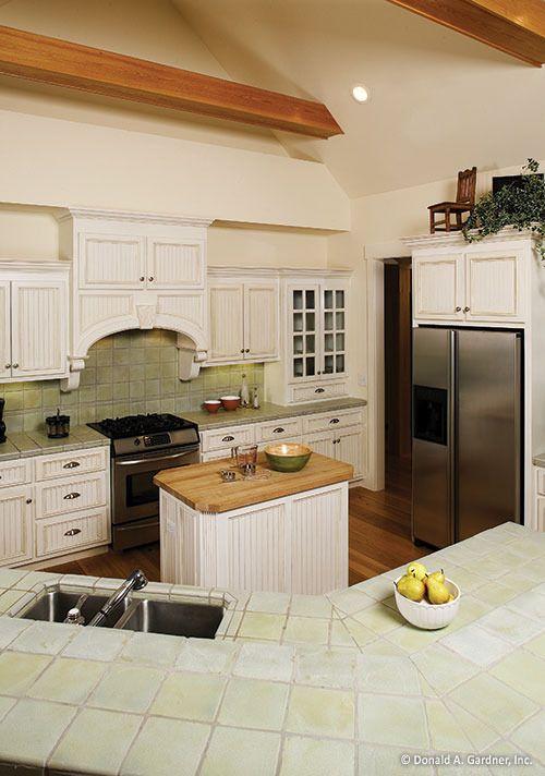 The Adelaide House Plan - Kitchen