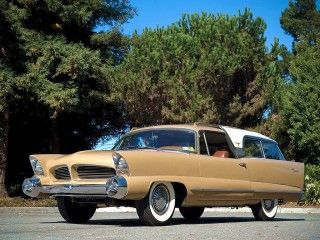 Chrysler Plainsman Concept Car by Ghia – 1956