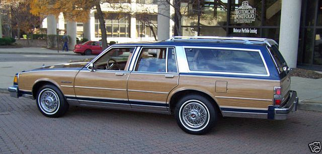My 1987 Buick wagon was a wonderful, elegant car.  Loved the room, loved the tailgate.  Wish I still had it!