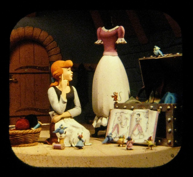 Cinderella viewmaster pic...
