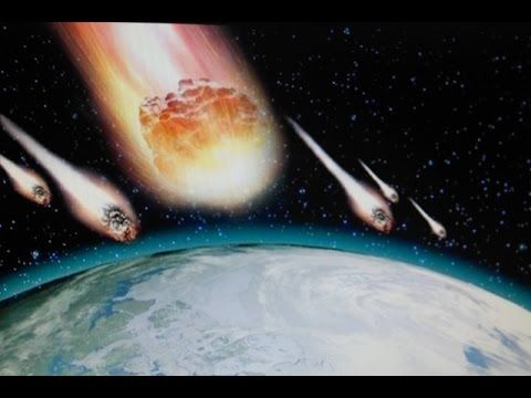 NASA Confirms Doomsday Asteroid Impact Event? - YouTube